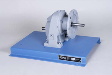 DAC Worldwide Offset In-Line Helical Gear Reducer Dissectible | 205-150 | Angled