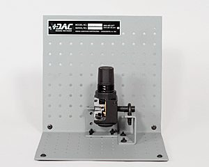 DAC Worldwide Piston Air Pressure Regulator Cutaway | 273-220 | Front