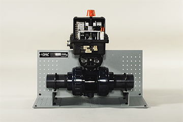 Motorized Valve Cutaway | 273-412