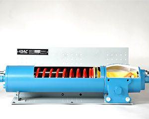 DAC Worldwide Scotch-Yoke Actuator Cutaway | 273-520 | Front