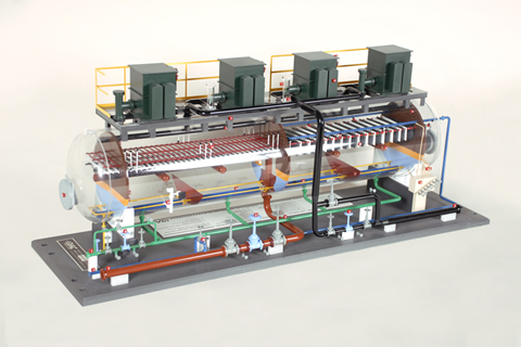 Crude Oil Desalter Model | 295-501