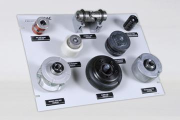 DAC Worldwide Coupling Sample Board | 839-PAC | Oil & Gas