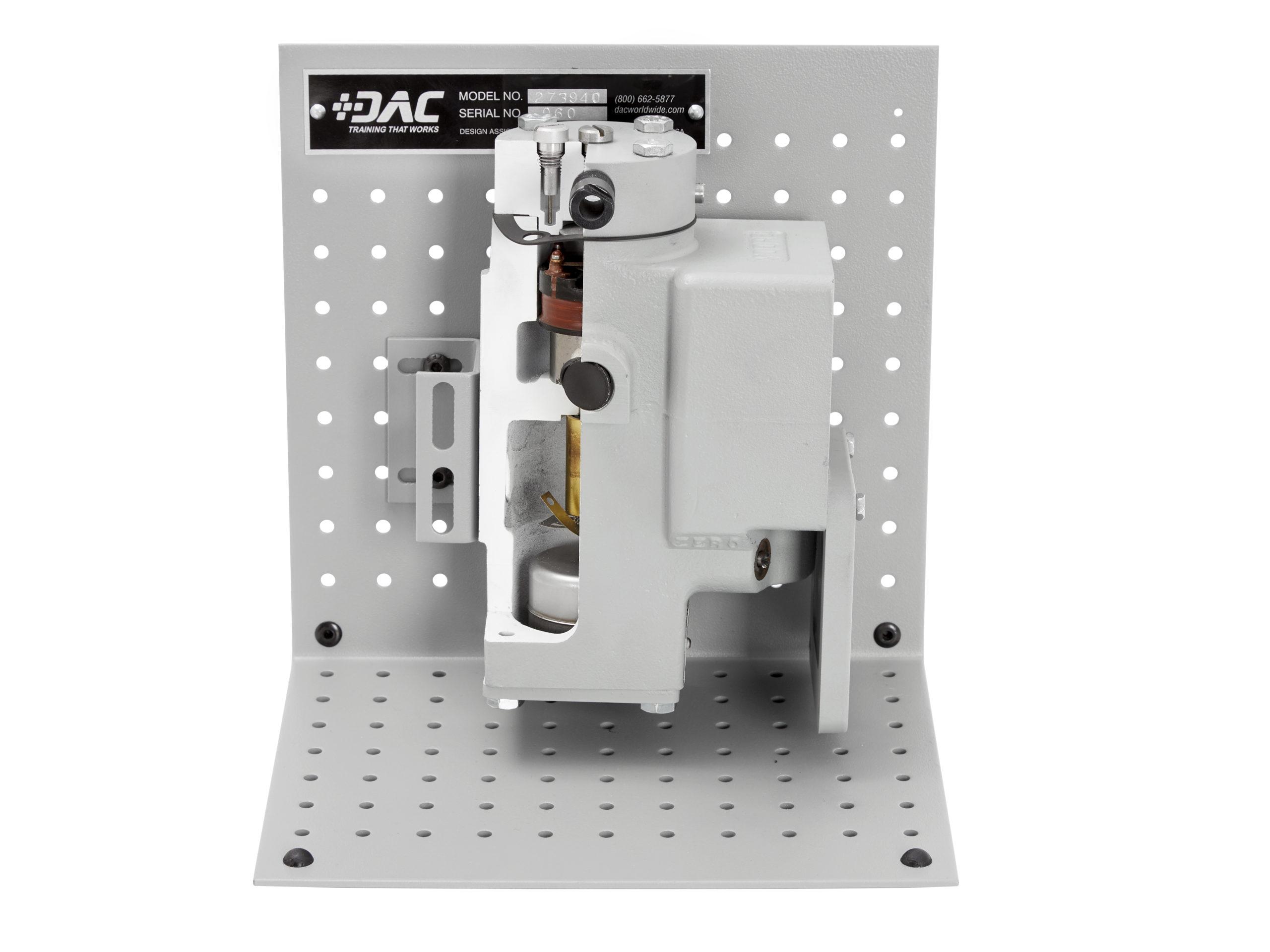 I/P Transducer Cutaway