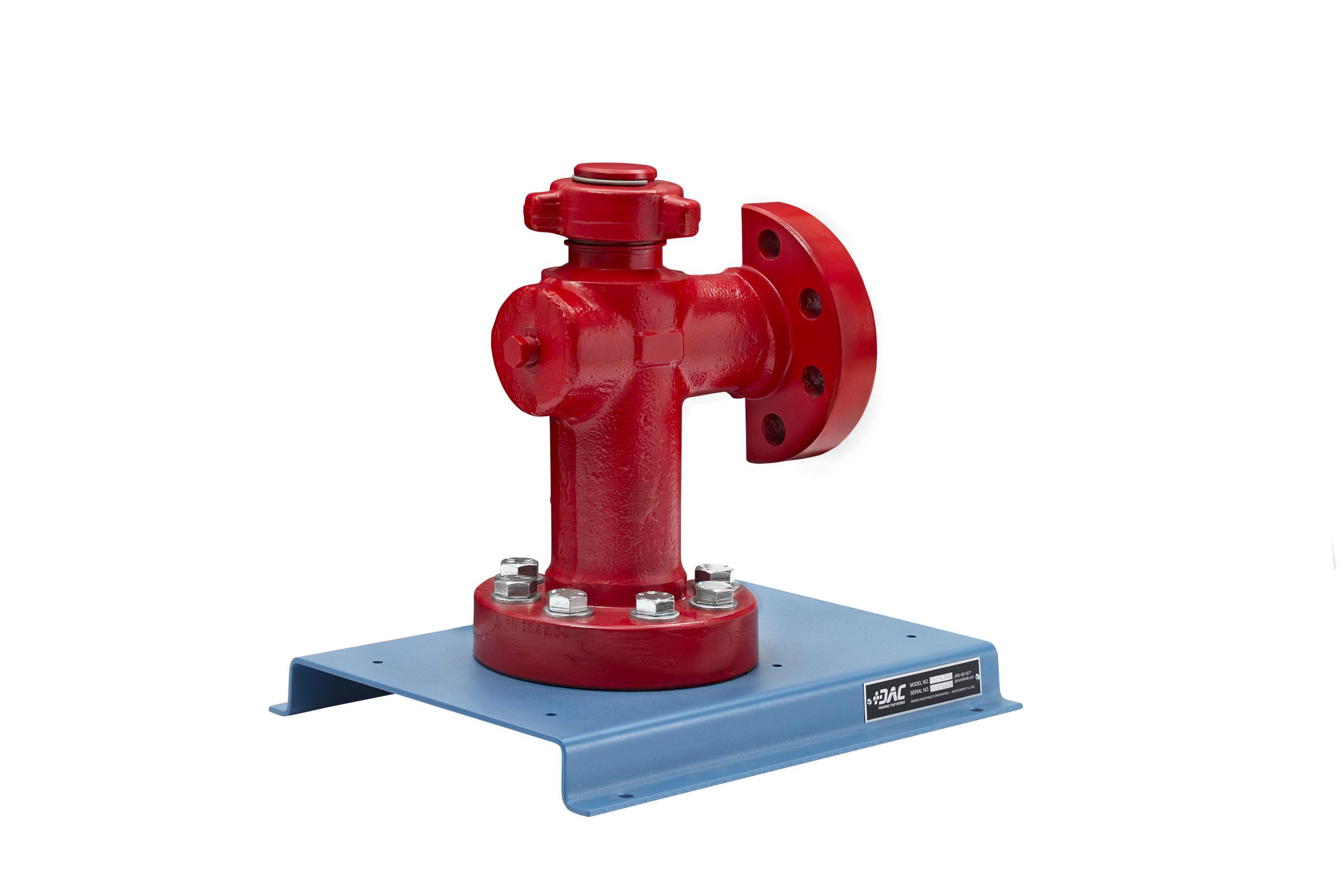 barrel choke valve cutaway