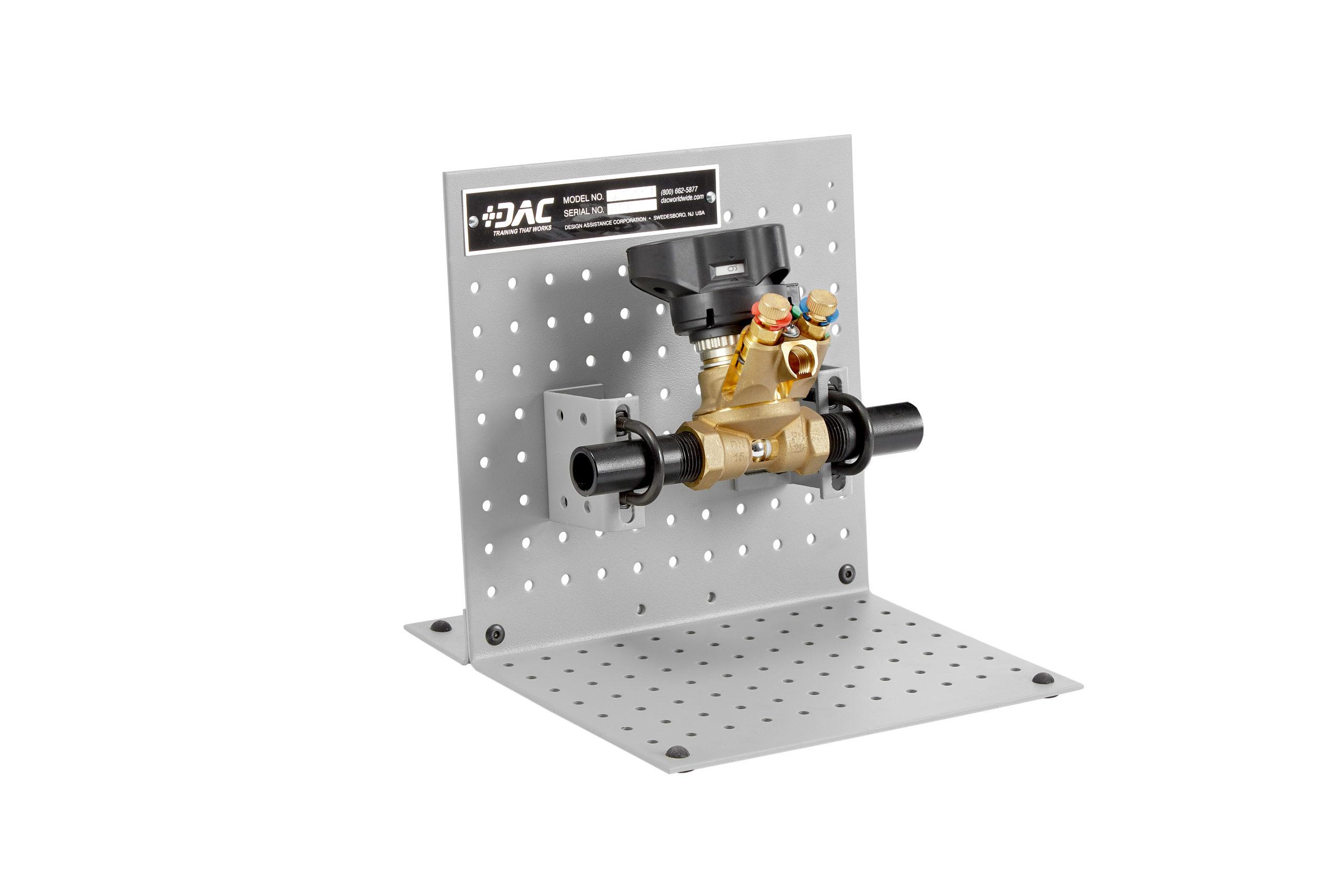 acr manual balancing valve