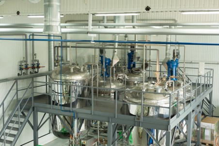 Industry Sectors | Process/Chemical Manufacturing | DAC Worldwide