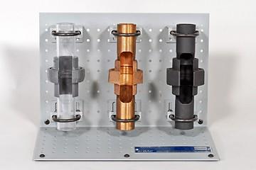 DAC Worldwide Pipe Union Cutaway Set | 273-740 | Front