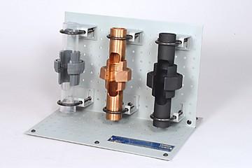DAC Worldwide Pipe Union Cutaway Set | 273-740 | Angle