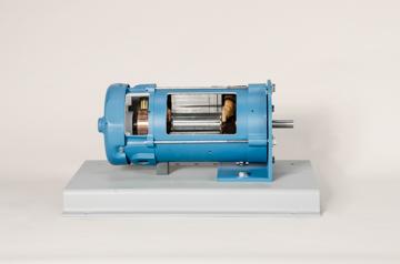 Shunt Wound DC Motor Cutaway | Hands-On Industrial SkillsTraining