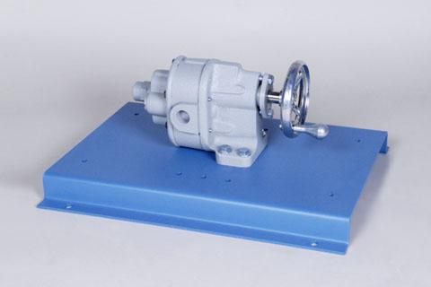 DAC Worldwide External Gear Pump Dissectible | 275-135 | 2