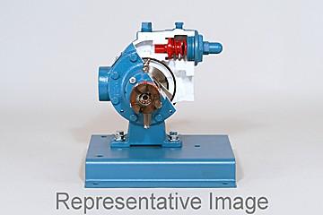 DAC Worldwide Sliding Vane Pump Dissectible (Foster/Pulsafeeder/Corken/Blackmer) | 275-139 | 3