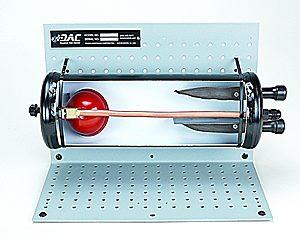 ACR Oil Separator Cutaway, Float-Type