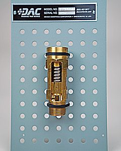acr straight-thru pressure relief valve cutaway