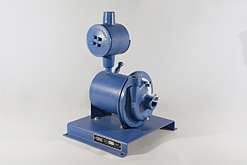 Canned Sealless, Centrifugal Pump Cutaway