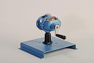 downsized lobe pump cutaway