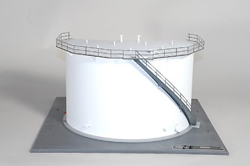 Fixed Head Bulk Storage Tank Training Model