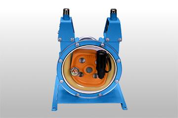 peristaltic pump cutaway