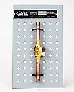 sightglass with moisture indicator cutaway