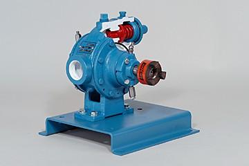 sliding vane pump cutaway