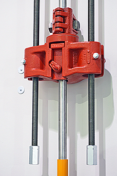 sucker rod pump training model