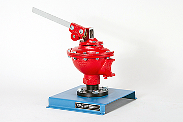 Treater Dump Valve Training Aid