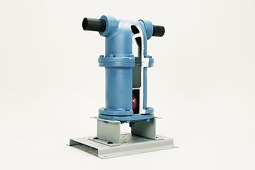 DAC Worldwide Centrifugal Moisture Separator Cutaway | 274-201 | Angle 1