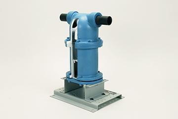 DAC Worldwide Centrifugal Moisture Separator Cutaway | 274-201 | Angle 2