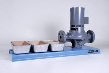 DAC Worldwide Vertical Centrifugal Pump Dissectible | 275-128D | 1