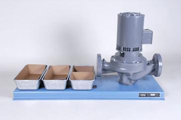 DAC Worldwide Vertical Centrifugal Pump Dissectible | 275-128D | 3