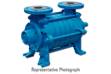 DAC Worldwide Downsized Horizontal Multi-Stage Centrifugal Pump Dissectible | 275-160D | 2