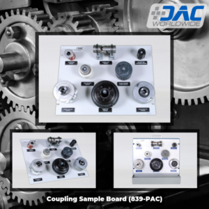 DAC Worldwide Coupling Sample Board Infographic | 839-PAC | 5 tools article