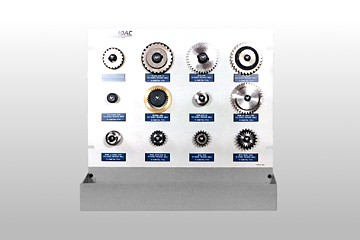 Gear Sample Board