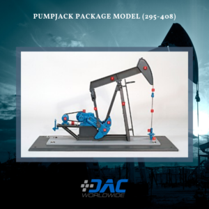 DAC Worldwide - Pumpjack Package Model - 295-408 - Infographic
