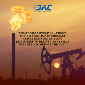DAC Worldwide - Retraining Infographic