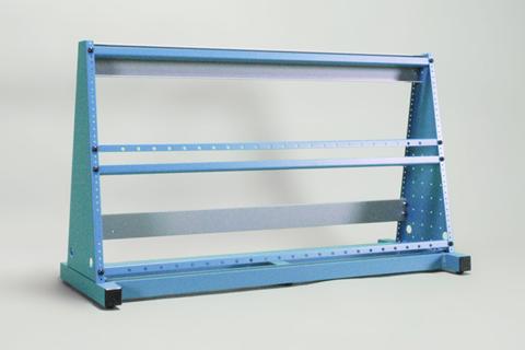 extended support frame hvac