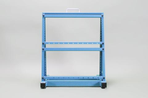 tabletop support frame assembly hvac