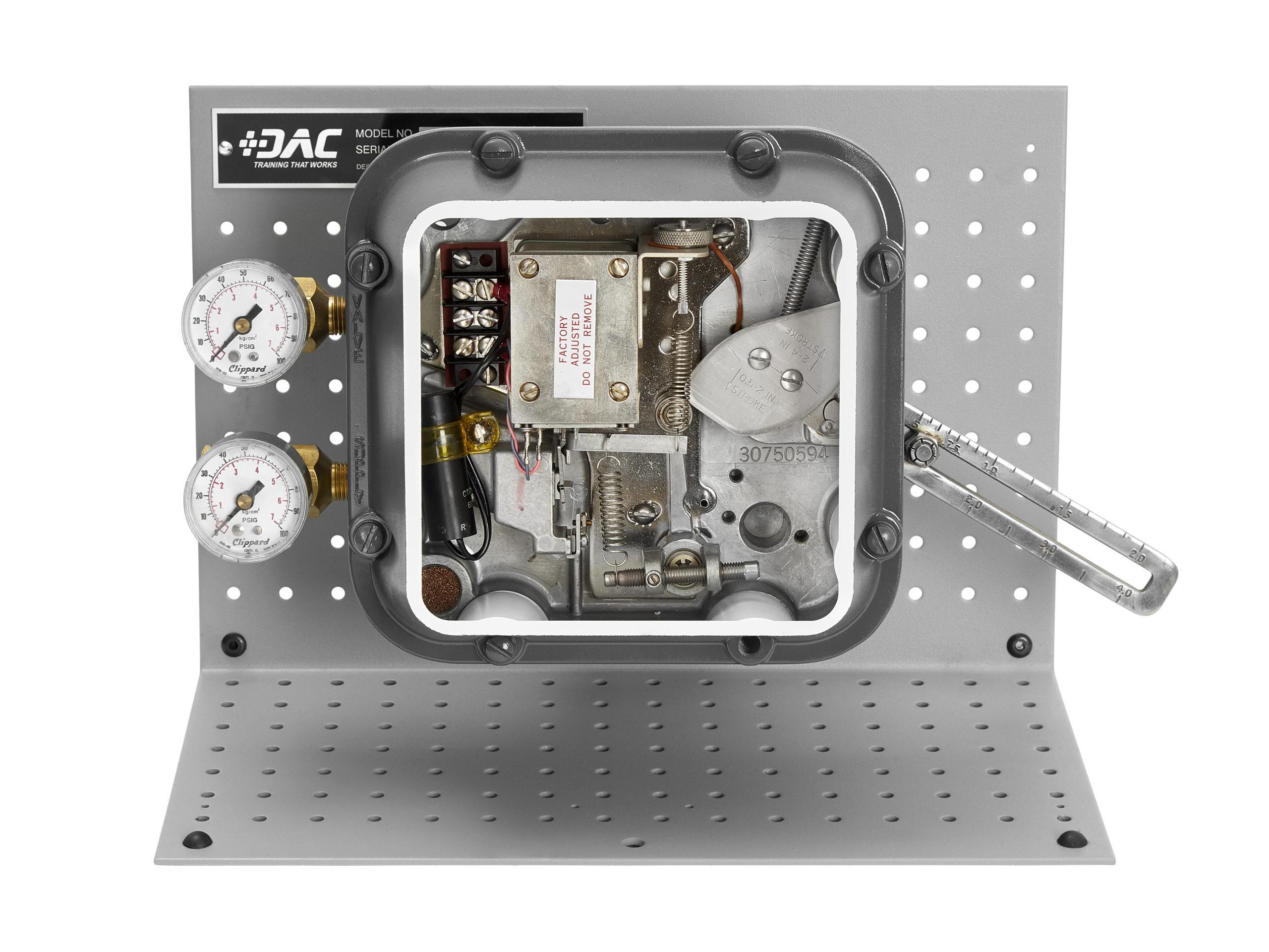 control valve positioner