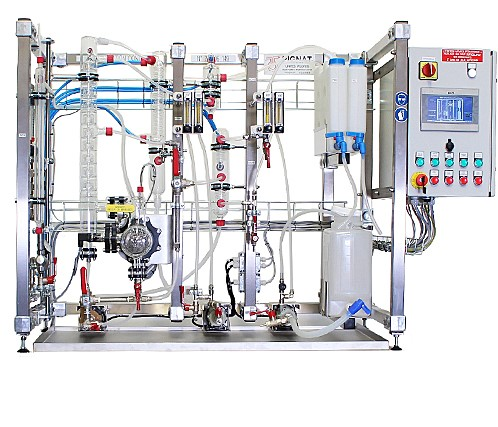 DAC Worldwide - Engineering - Pignat - Continuous Distillation - DVI-100