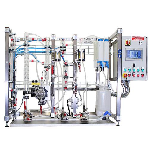 DAC Worldwide Engineering - Pignat - DVI100 - Continuous Distillation