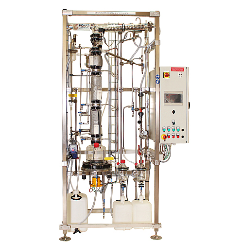 Pignat Batch Continuous Distillation - DVI-3000