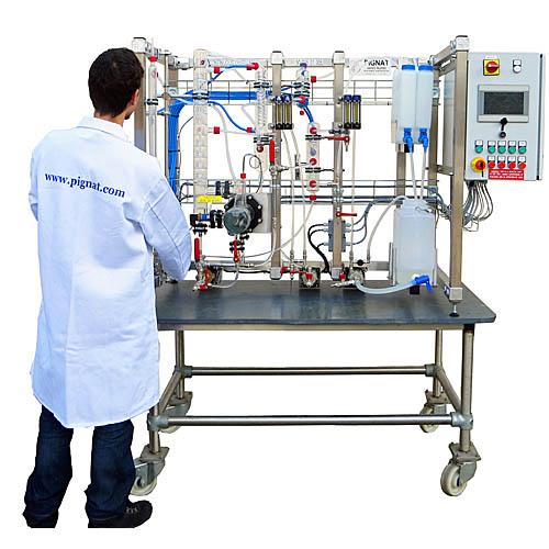 Pignat Continuous Distillation Training System - DVI-100