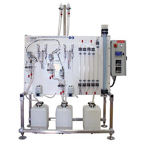 Pignat Chemical Engineering - Continuous Reactors - RAP-4000