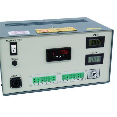 mechanical civil engineering PA Hilton Heat Transfer Service Unit - H112