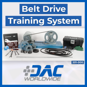 mechanical drives training belt drive trainer