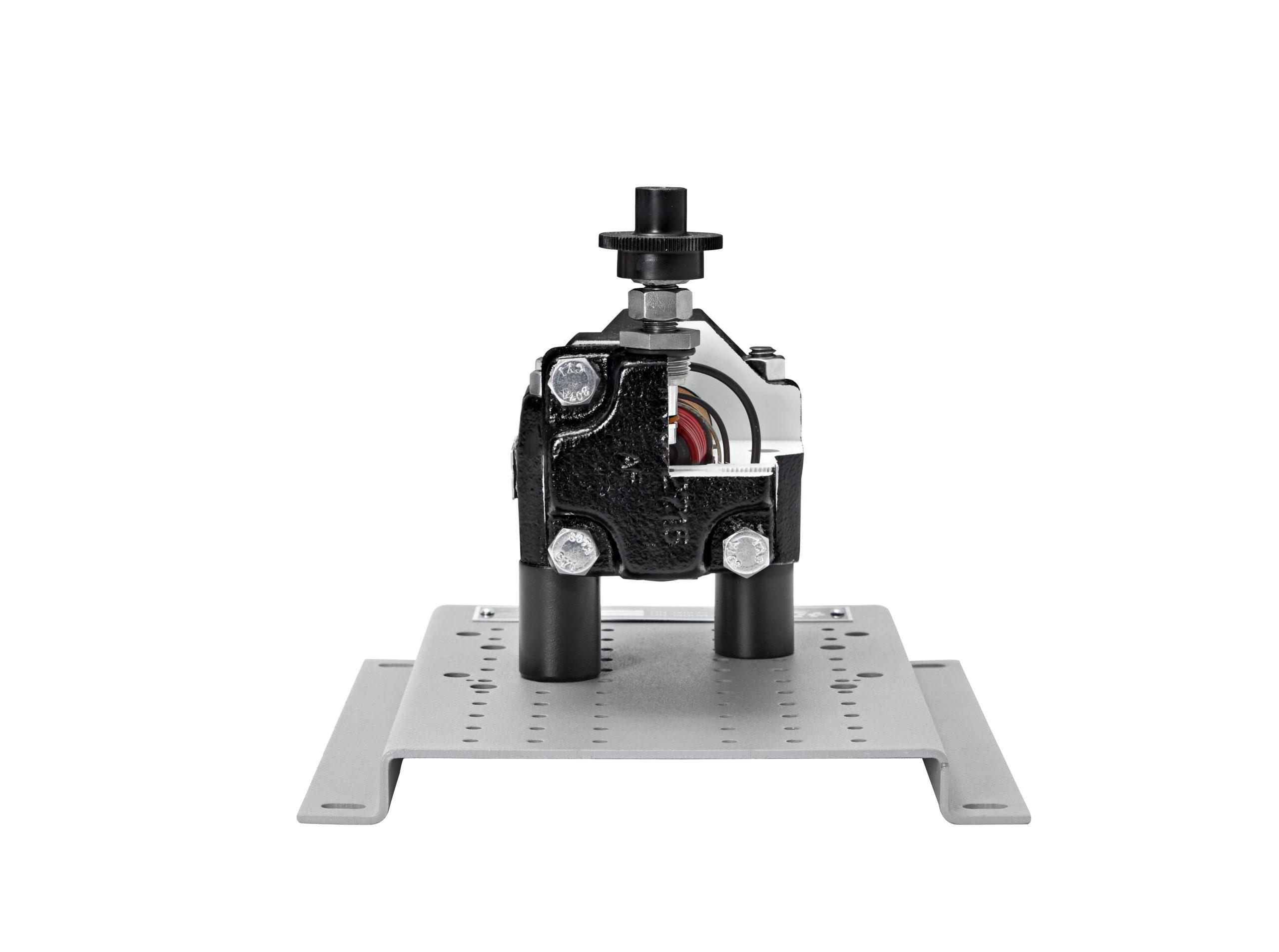 Hydraulic Sequence Valve Cutaway