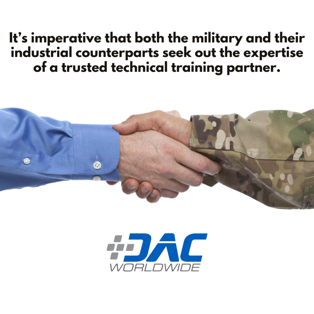DAC Worldwide - New Marine Corps Doctrine Promotes Education & Training - Industry Graphic