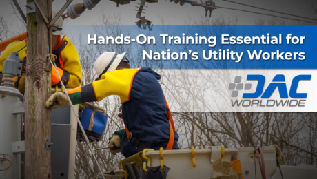 Hands-On Training Essential for Nation's Utility Workers