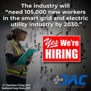 Hands-On Training Essential for Nation's Utility Workers - Skills Gap