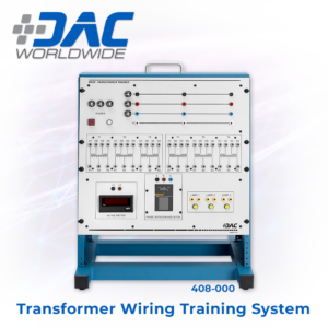 DAC Worldwide Transformer Wiring Training System 408-000