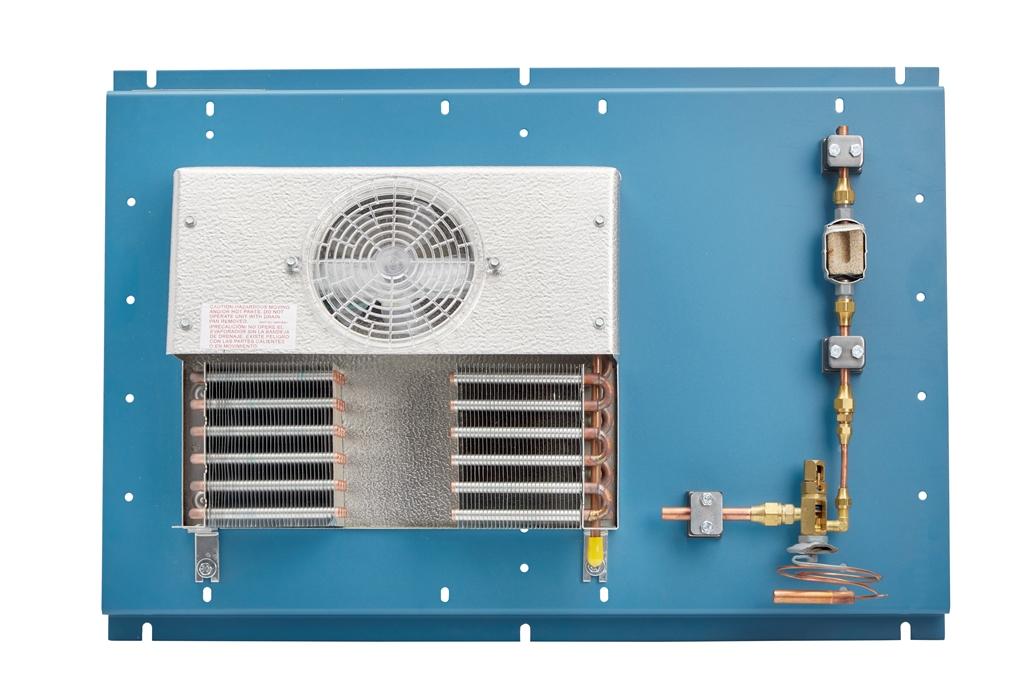 Ceiling Unit Cooler System Cutaway   HVAC Maintenance Training